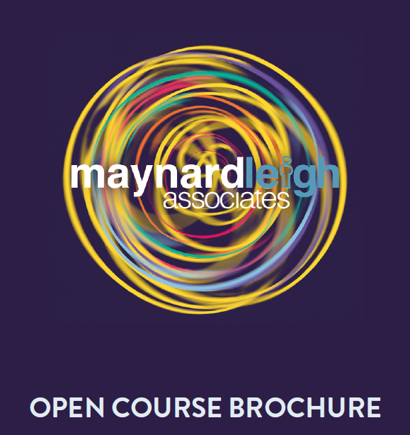 Open Course Brochure