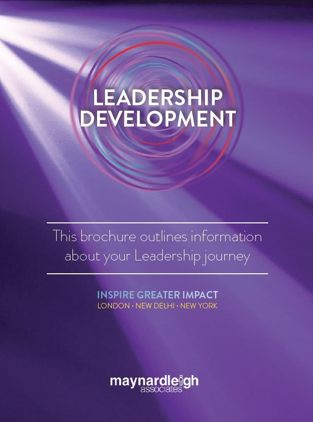 Leadership Impact Package Brochure