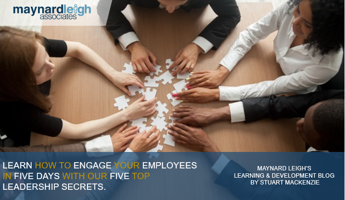 What's missing from Employee Engagement? Part 1.