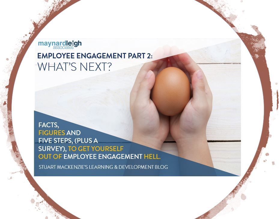 What's next for employee engagement? Part 2