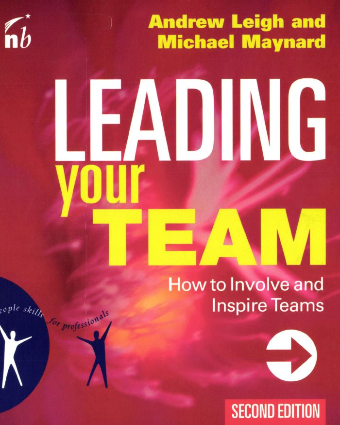 Leading Your Team: