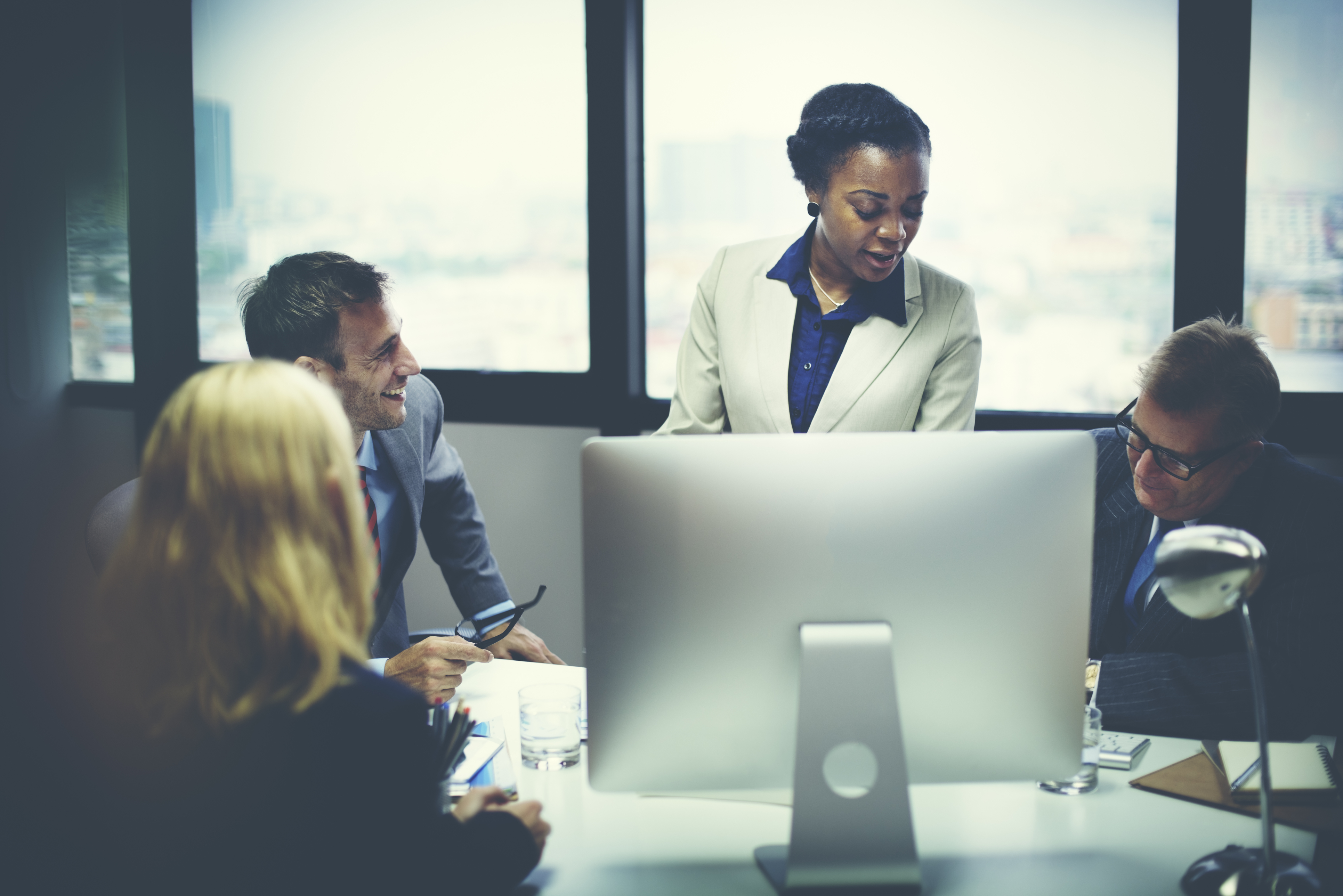 Five Ways Women Can Boost Their Confidence In The Boardroom