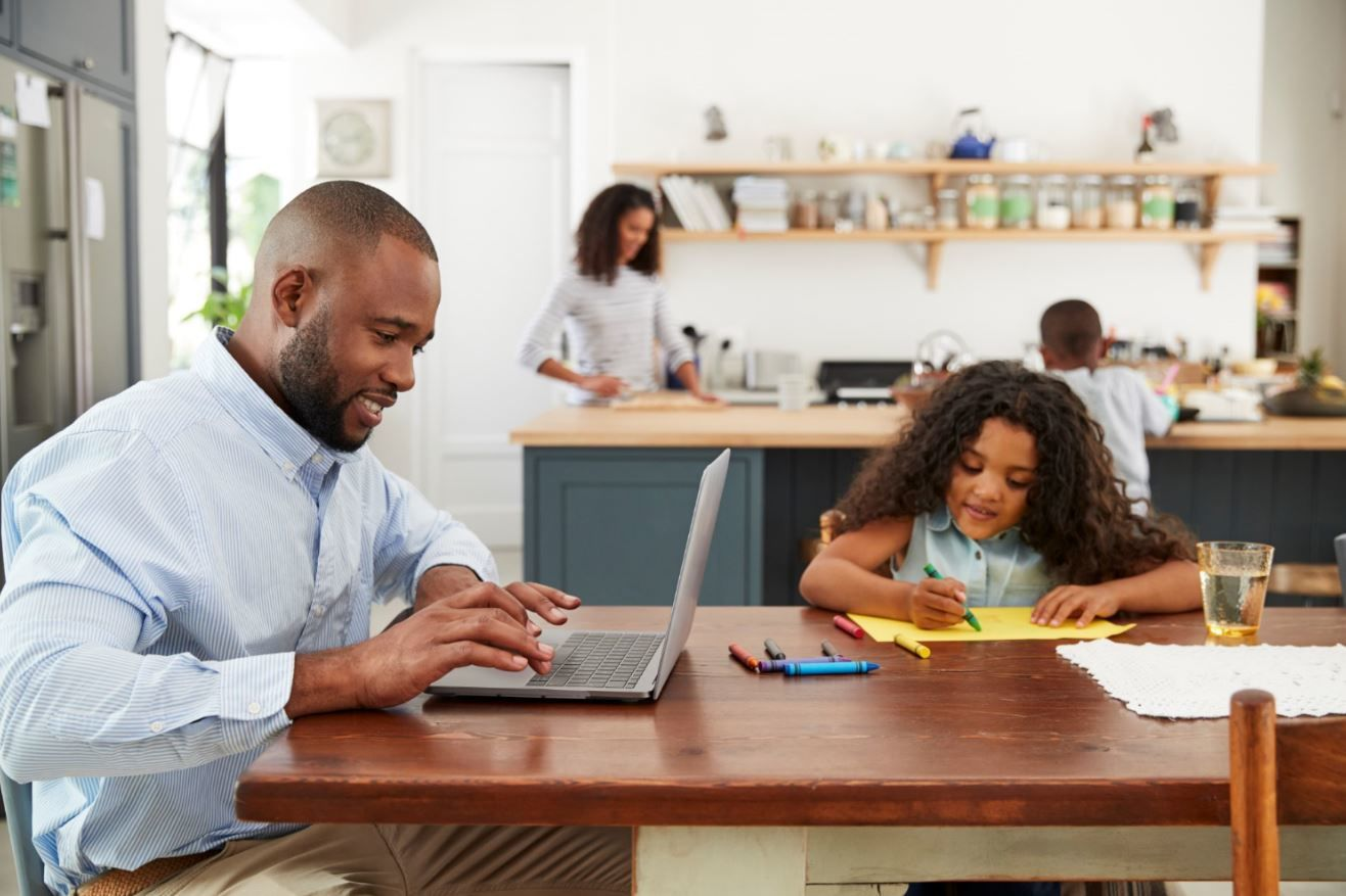 Seven Flexible Working Tips for Parents